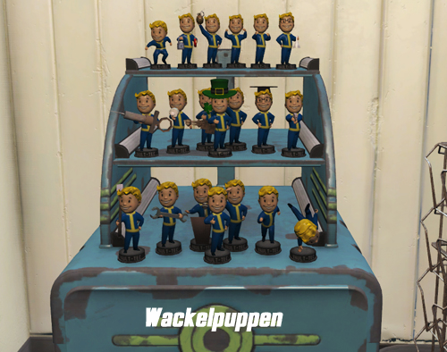 fallout 4 fundorte der wackelpuppen und magazine. Black Bedroom Furniture Sets. Home Design Ideas